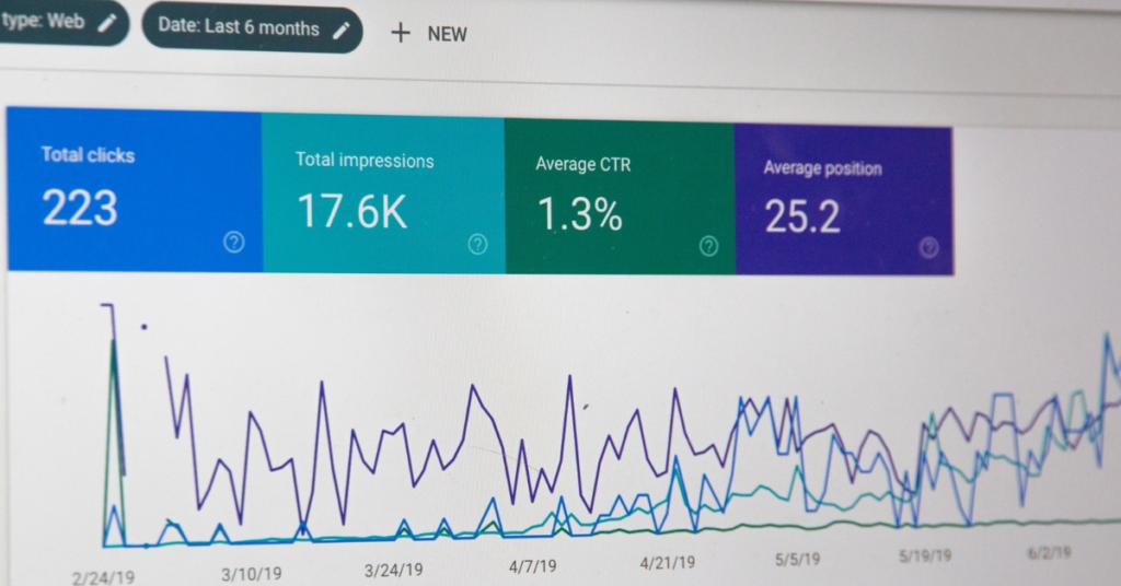 Create Google search console for blogger